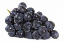 Black Grapes PER LB