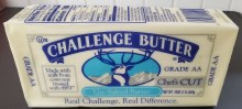 UNSALTED SWEET BUTTER 1LB