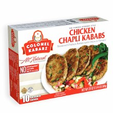 Chicken Chapli Kababs 20oz