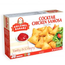 COCKTAIL CHICKEN SAMOSA 30Ct