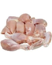 Chicken Leg Quarter Cut Up Without Skin 3 LB @1.49 PER LB