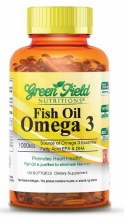 Fish Oil Omega3 1000MG 120soft