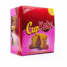 CUP KAKE STRAWBERRY 12 PC