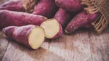 Potatoes Sweet Indian PER LB