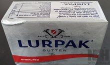 DANISH BUTTER UNSALTED 8oz
