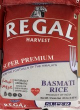 BASMATI RICE (COTTON) 20 LB