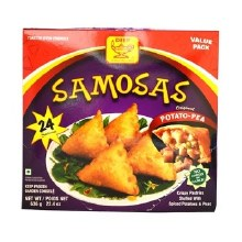 SAMOSA POTATO PEA 8ct