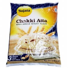 CHAKKI ATTA 4 lbs