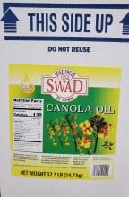 Canola Oil 32.5 lb