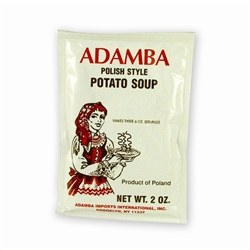Adamba Potato Soup 2 oz
