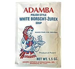 Adamba White Borscht Soup 1.5oz
