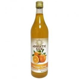 Adriatic Sun Orange Syrup 33 oz