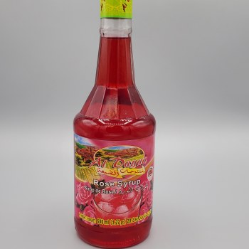 Al Dayaa Rose Syrup 600ml