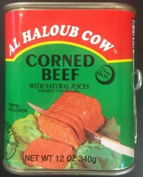 Al Haloub Corned Beef 12oz