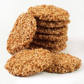 Phoenicia Barazik Sesame Cookies