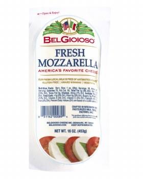 Belgioioso Mozzarella Cheese Log 16 oz