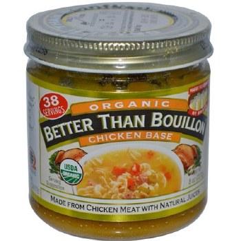 Better Than Bouillon Organic Chicken Base 8oz