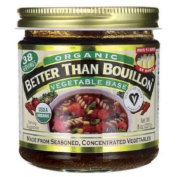 Better Than Bouillon Organic Vegetable Base 8oz