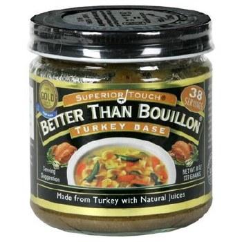 Better Than Bouillon Turkey Base 8oz
