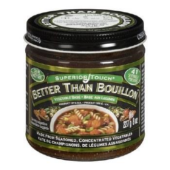 Better Than Bouillon Vegetable Base 8oz