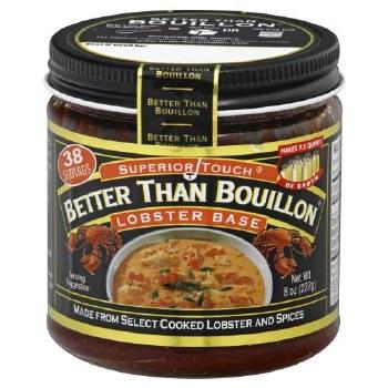 Better than Bouillon Lobster Base 8oz