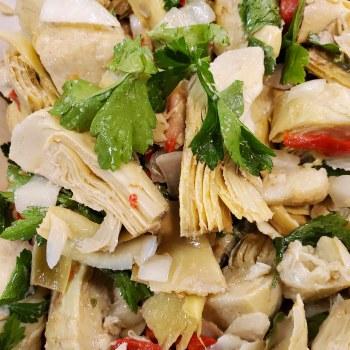 California Artichoke Salad