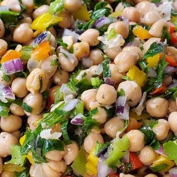 Phoenicia Chick Pea Salad
