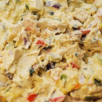 Phoenicia Curried Chicken Salad