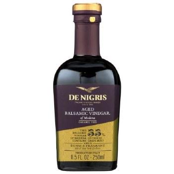 De Nigris Balsamic Vinegar Aged 8.5oz