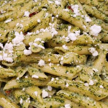 Phoenicia Feta Pesto Salad
