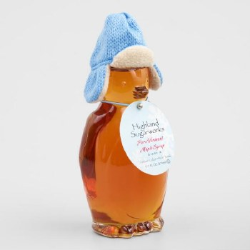 Highland Sugarworks Maple Syrup Penguin 12.7oz