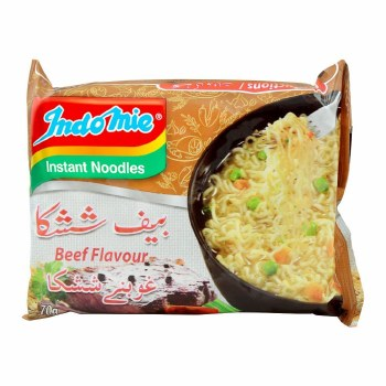 Indomie Beef Flavored Noodles 70g