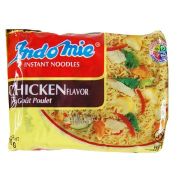 Indomie Chicken Flavored Noodles 70g