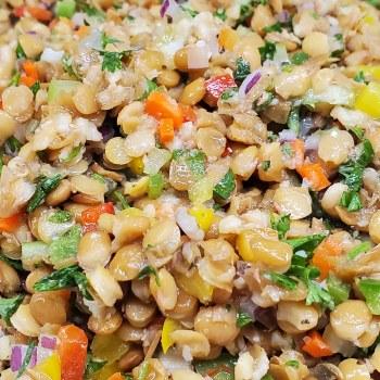 Phoenicia Lentil Salad