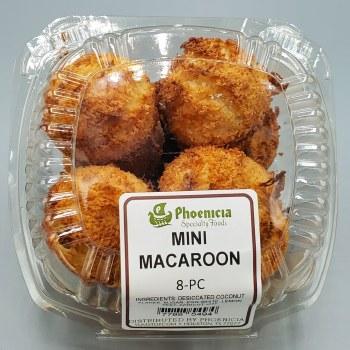 Phoenicia Coconut Macaroon Mini 8 pc