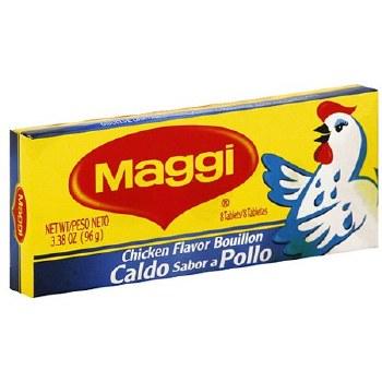 Maggi Chicken Bouillion Cube 8pieces