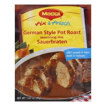 Maggi Sauebraten German Style Pot Roast Mix 1.62oz