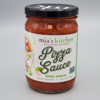 Mia's Pizza Sauce 12 oz