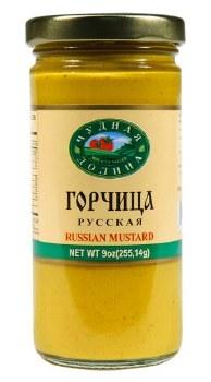 Miracle Russian Mustard 9oz