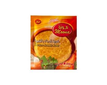 Moona Chicken Noodle Soup Mix 70g