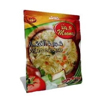 Moona Vegatable Soup Mix 56g