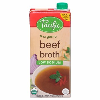 Pacific Beef Broth Low Sodium 32oz