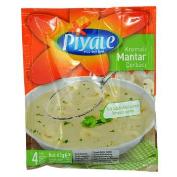 Piyale Creamy Mushroom Soup 70g