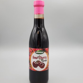 Shemshad Sour Cherry Syrup 16oz