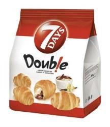 7 Days Croissant Mini Chocolate and Vanilla 2 oz