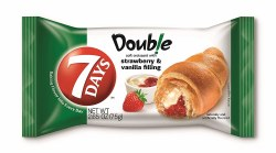 7 Days Croissant Strawberry/Vanilla 2.65 oz