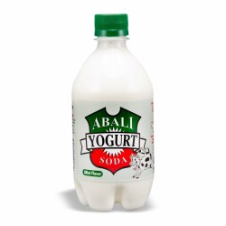 Abali Yogurt Soda with Mint 16 oz