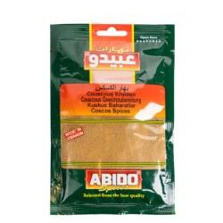 Abido Couscous Spices 100g