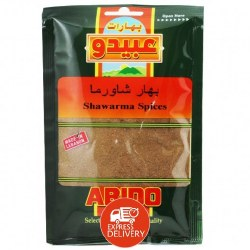 Abido Shawerma Spices 100g