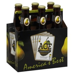Ace Pear Cider 6 pack